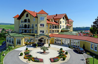 Luxushotels in Bayern Bayerischer Wald - Wellnesshotel Jagdhof nähe Passau